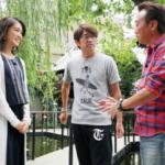 【動画】モヤさまに狩野アナ出演で反響!育休中に双子の娘と勝手にテレビ復帰でさまぁ〜ず苦笑い?