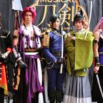 【動画】刀剣男士(とうけんだんし)って?紅白出場決定の2.5次元ミュージカルグループとは?