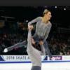 【動画】フィギュアペアで女子落下事故!アメリカ選手がリフト失敗で女性選手が失神!