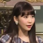 【動画】ちゃあぽんって?西脇彩華がさんま御殿出演!Perfumeあ~ちゃんの妹がかわいいと話題