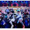 """【動画】DAPUMPが仮面ライダーとMステで""""バイーンダンス""""コラボ!「かっこいい」「最高」と反響"""