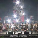 """【動画】「RAGAZZE」でAKB48""""言い訳Maybe・RIVER・ポニーテールとシュシュ""""など計5曲のメドレー披露!"""